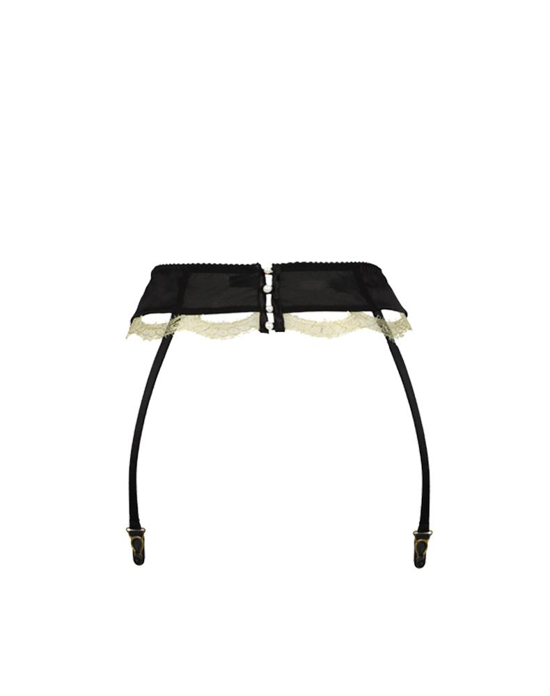 leather suspender belt dr e l f zhou
